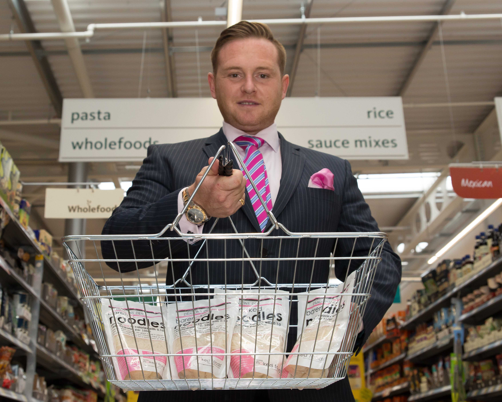 Bare naked Foods - PR Photography Norwich