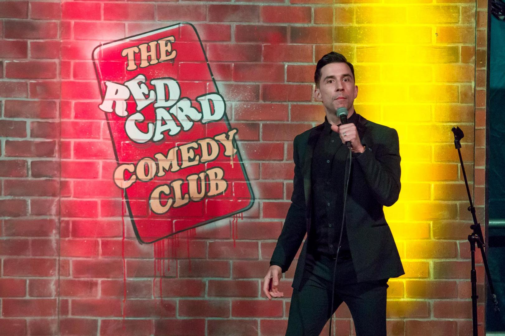Event Photography Norwich - Red Card Comedy Club